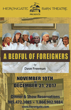A Bedful of Foreigners
