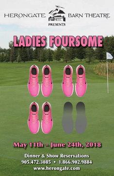 Ladies Foursome