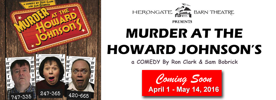 Murder at The Howard Johnson's
