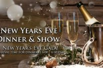 New Year's Eve Dinner & Show