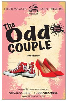 The Odd Couple - female version