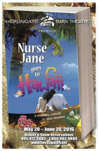 Nurse Jane Goes To Hawaii