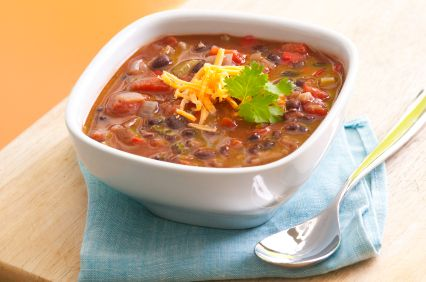 Sp Bl Bean soup