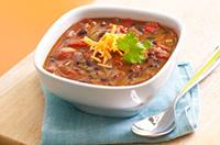Sp Bl Bean soup200