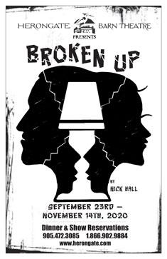 Broken Up