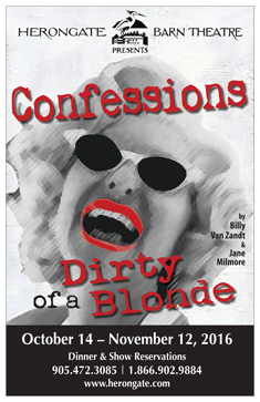 Confessions Of A Dirty Blonde