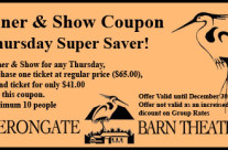 Bring your Staff for Super Save Thursdays!