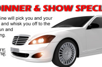 Limo, Dinner And Show Special