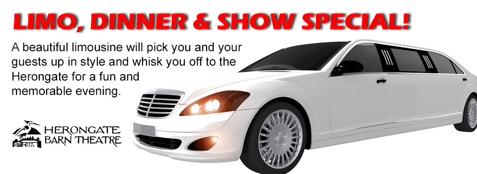 Limo! Dinner! Show! Special