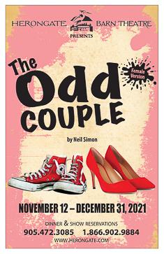 The Odd Couple female version